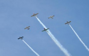 Formation Flying 5